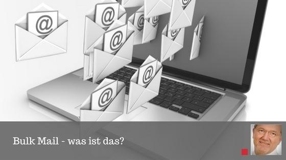 Bulk Mail - was ist das?