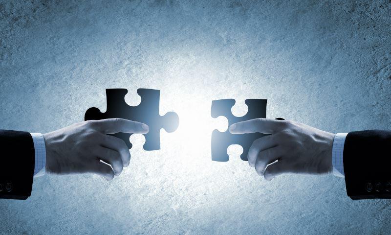 Wie Sie die Frosch-Strategie 50 Prozent effektiver macht - Puzzlesteine Fotolia Sergey Nivens