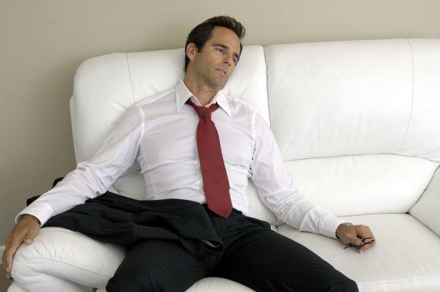 Möge die Macht der Gewohnheit mit Dir sein - Nur noch auf der Couch