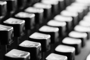 Wie Sie mit Phrasen viel Zeit sparen können - Schreibmaschine