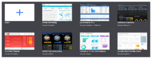Fünf geniale Tools, um Ihr Social Media Marketing entscheidend zu verbessern - Google Data Studio